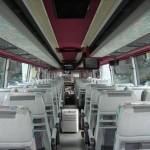 montaje asientos autocar
